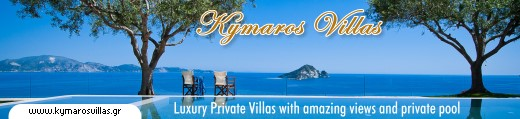 Luxury Villas in Zakynthos